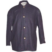 Boy's Sack Coat-Wool, Navy, no lining 4 eagle buttons
