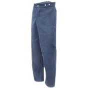 Boy's Wool Trouser, Sky-Blue 562A