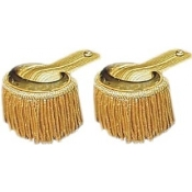 Gold Bullion Epaulettes