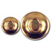 Brass Buttons shield C